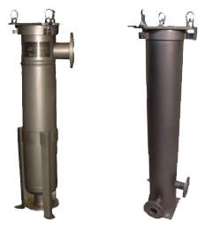 Industrial Filter Vessels